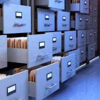 Reasons for off-site document storage